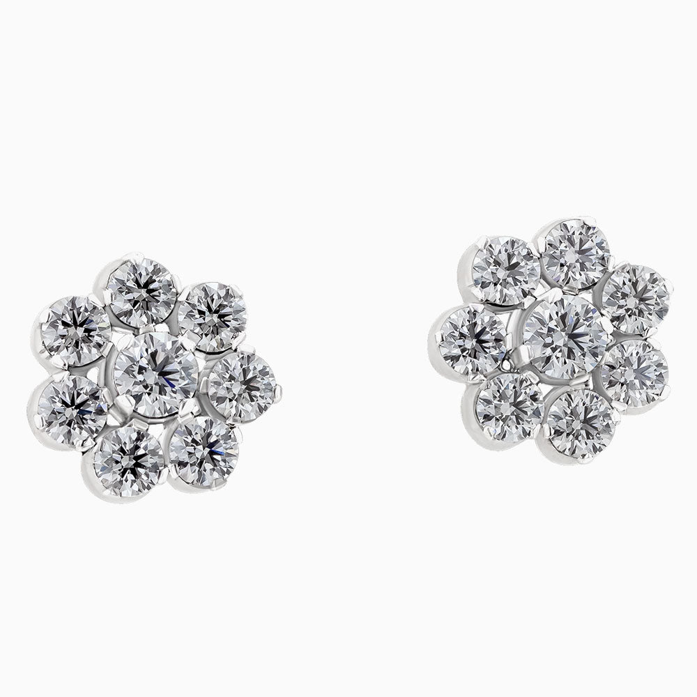 Image for the diamond earrings err0069