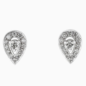 Image for the diamond earrings err0312