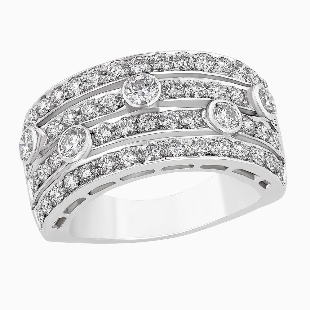 Image for the Diamond ring band rrb0037