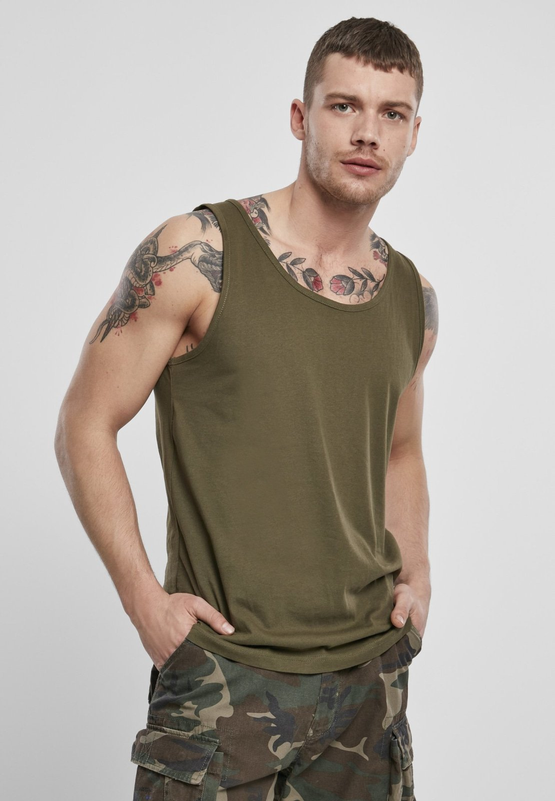 Brandit Tank top (7 Colors | s - 5xl) T-shirt Brandit