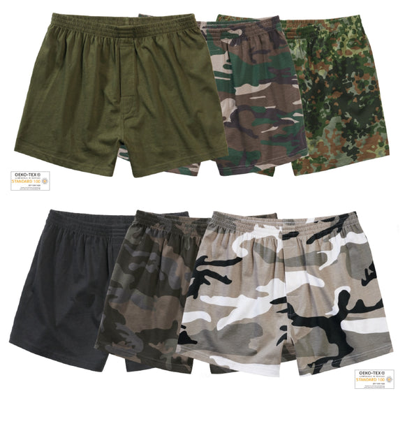 3-pack Brandit Boxershorts (6 Colors | s - 5xl) Accessories Brandit