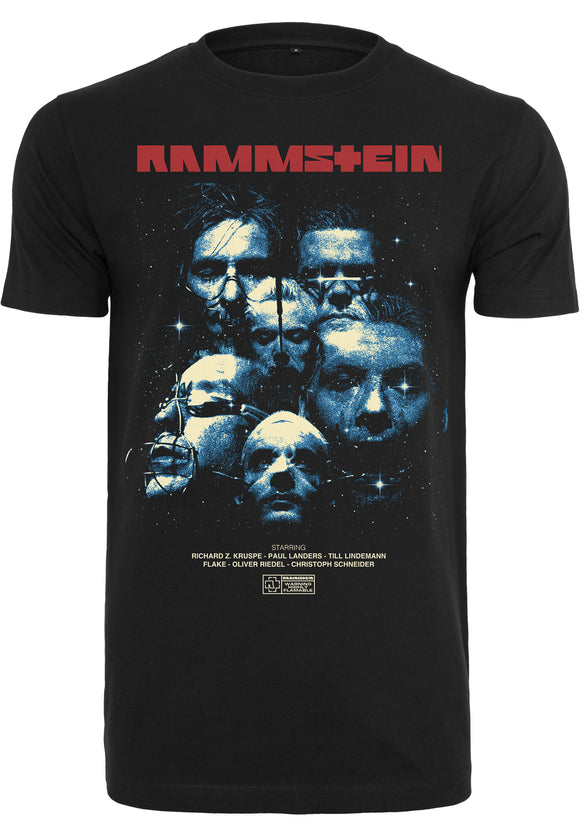 Rammstein Sehnsucht Movie T-Shirt
