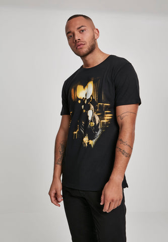 Wu-Wear Masks Tee