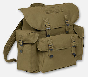 Armed Forces Backpack Olive / One Size Brandit Backpack Brandit