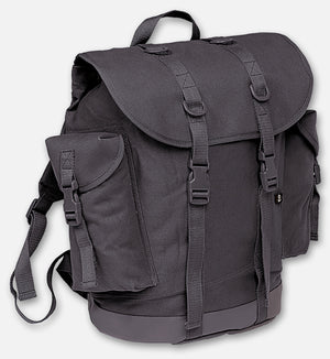 Armed Forces Hunter Backpack Black / One Size Brandit Backpack Brandit