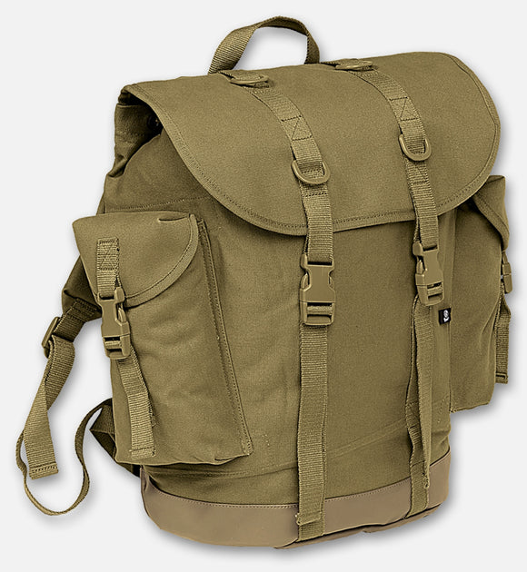 Armed Forces Hunter Backpack Olive / One Size Brandit Backpack Brandit