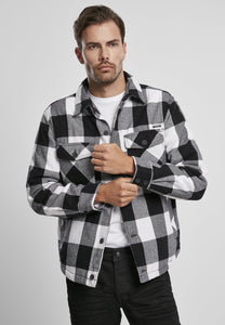 Authentic Light Lumber Style Jacket Shirt (3 Colors up to Size 7xl) Shirt Brandit