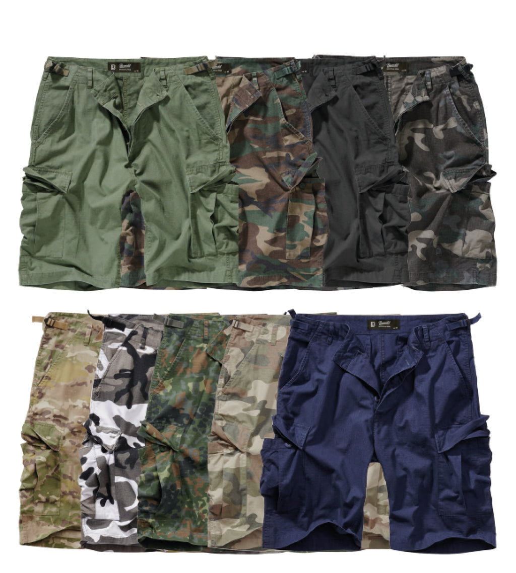 Bdu Ripstop Shorts (9 Colors!) Pants Brandit