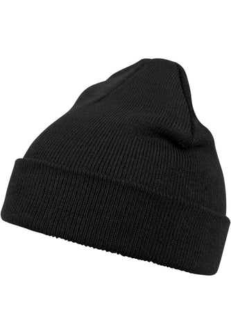 Beanie Basic Flap (21 Colors) Headwear Masterdis