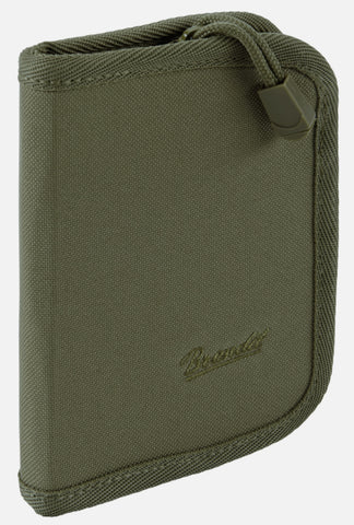 Brandit Wallet 1 Olive / One Size Accessories Brandit