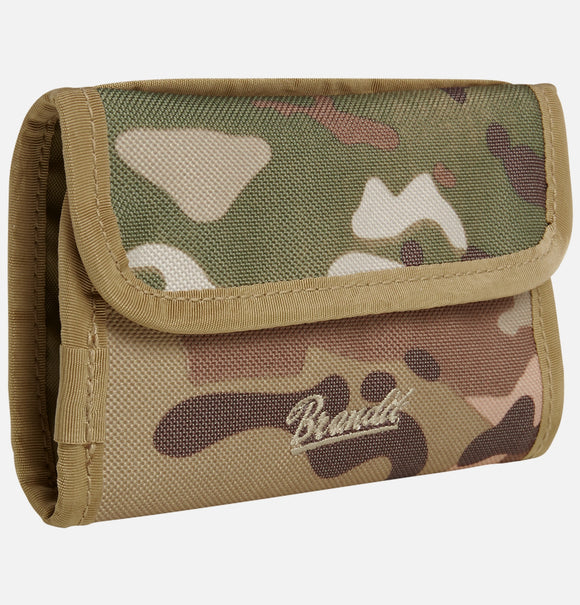 Brandit Wallet 2 Tactical Camo / One Size Accessories Brandit