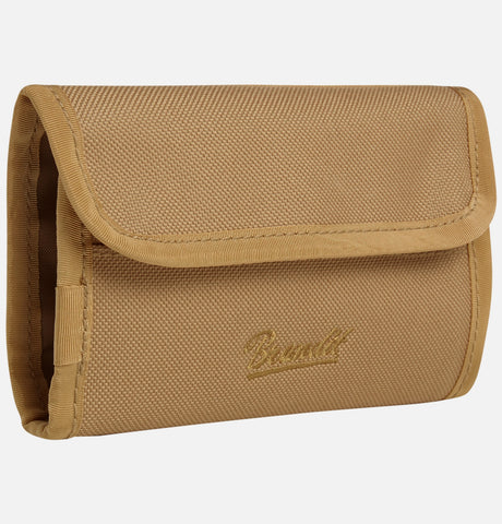 Brandit Wallet 2 Camel / One Size Accessories Brandit