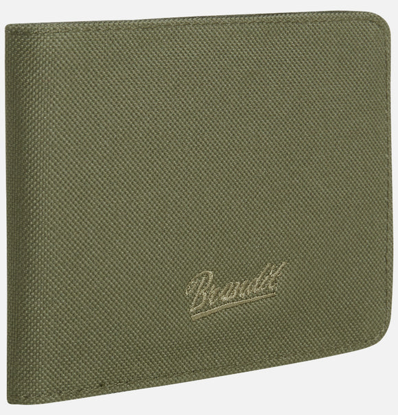 Brandit Wallet 4 Olive / One Size Accessories Brandit