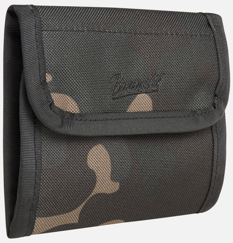 Brandit Wallet 5 Dark Camo / One Size Accessories Brandit