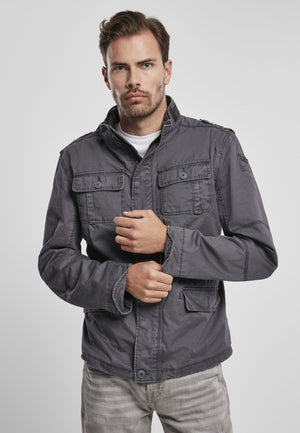 Britannia Jacket (6 Colors | Size S-5xl) Indigo / s Jacket Light Brandit