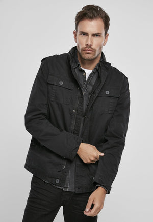 Britannia Jacket (6 Colors | Size S-5xl) Black / s Jacket Light Brandit
