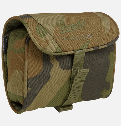 Camping/festival Toiletry Bag Medium Woodland Brandit Bag Brandit