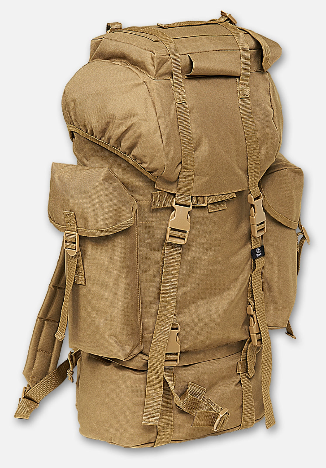 Combat Backpack (7 Colors) Camel / One Size Brandit Backpack Brandit