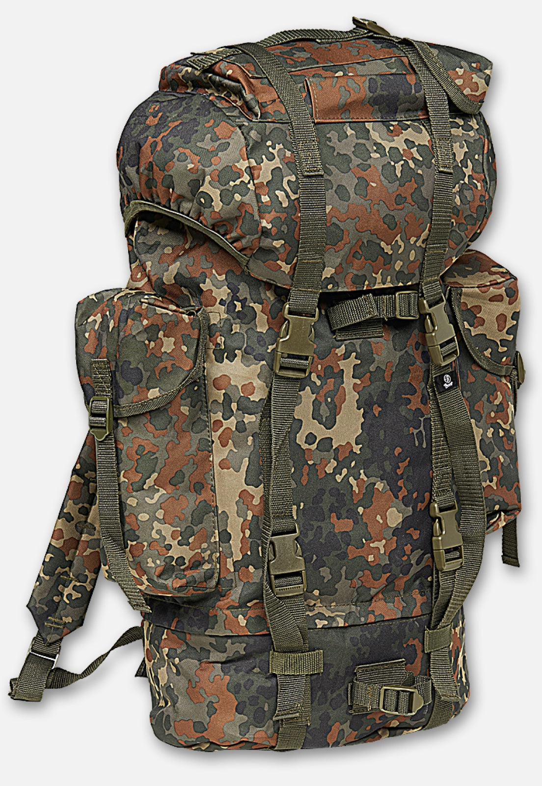 Combat Backpack (7 Colors) Flecktarn / One Size Brandit Backpack Brandit