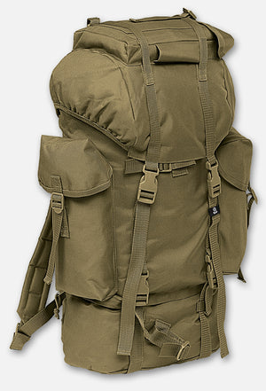 Combat Backpack (7 Colors) Olive / One Size Brandit Backpack Brandit