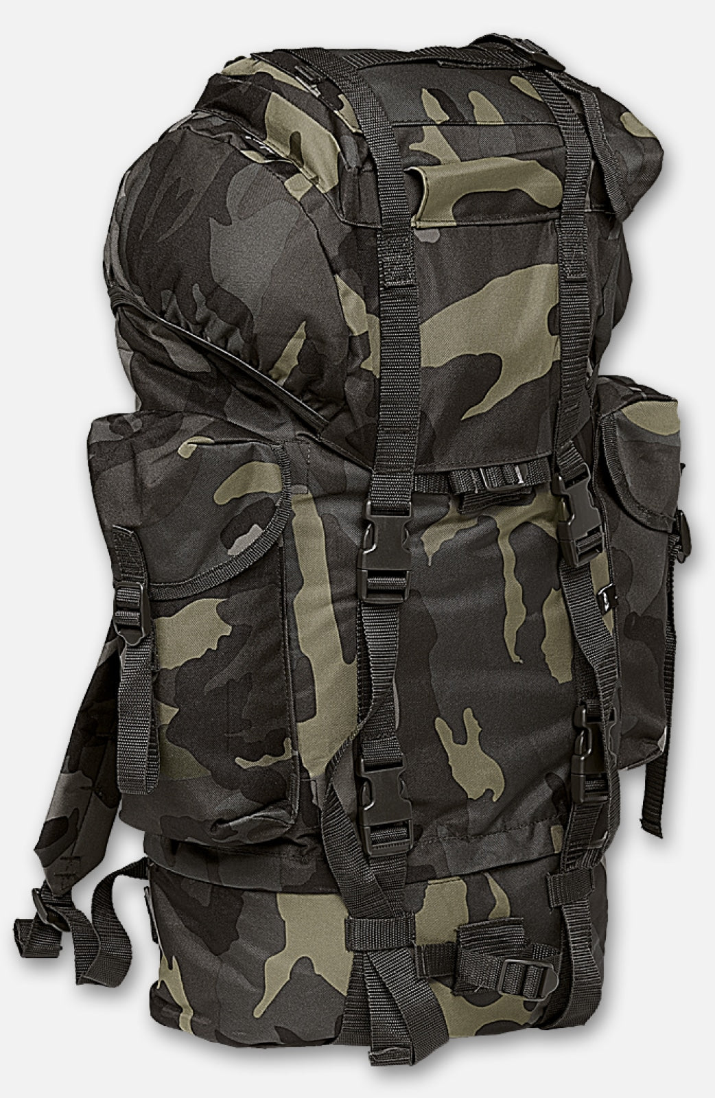 Combat Backpack (7 Colors) Dark Camo / One Size Brandit Backpack Brandit