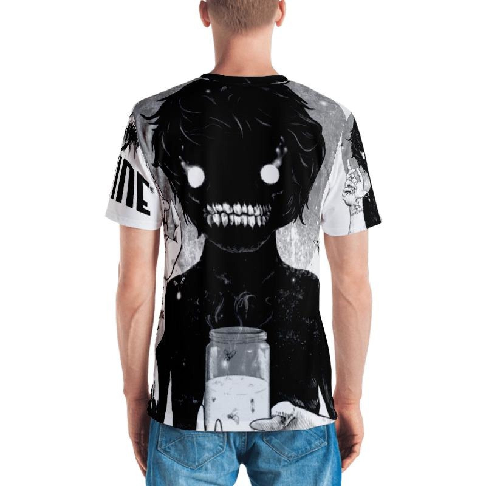 Creep All-Over Print T-Shirt Norvine