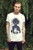 Creep White / S T-Shirt Norvine
