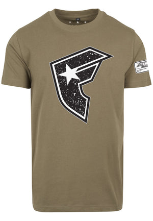 Famous Composition Tee T-shirt Famous Stars and Straps