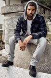 Hooded Lumber Jacket Jacket Brandit