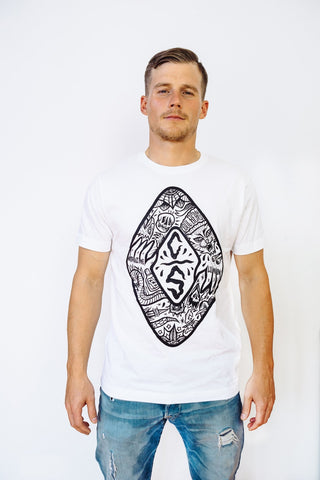 Keep Cool S / White T-Shirt Norvine