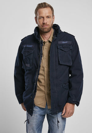 M-65 Giant (9 Colors) Navy / s Jacket Brandit