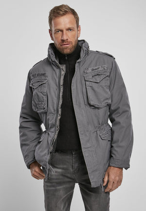 M-65 Giant (9 Colors) Charcoal Grey / s Jacket Brandit