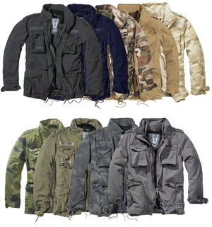 M-65 Giant Jacket | 9 Colors | Size S-7xl Jacket Heavy Brandit