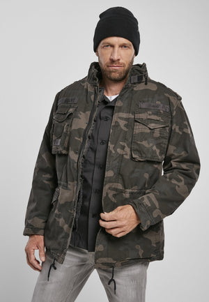 M-65 Giant (9 Colors) Dark Camo / s Jacket Brandit
