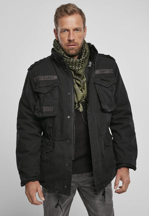 M-65 Giant (9 Colors) Black / s Jacket Brandit