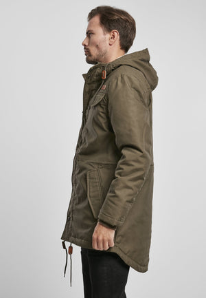 Marsh Lake Parka Jacket Heavy Brandit
