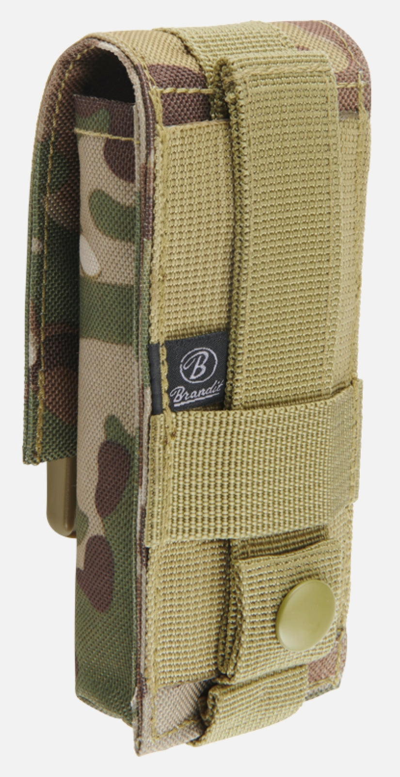 Molle Multi Pouch Large Tactical Camo / L Brandit Bag Brandit