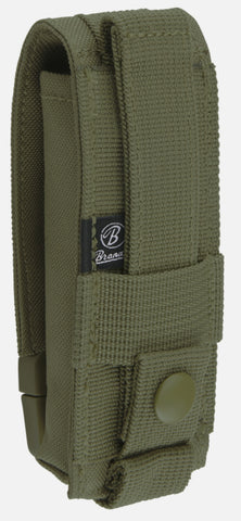 Molle Multi Pouch Medium Olive / M Brandit Bag Brandit