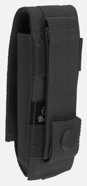 Molle Multi Pouch Small Black / S Brandit Bag Brandit