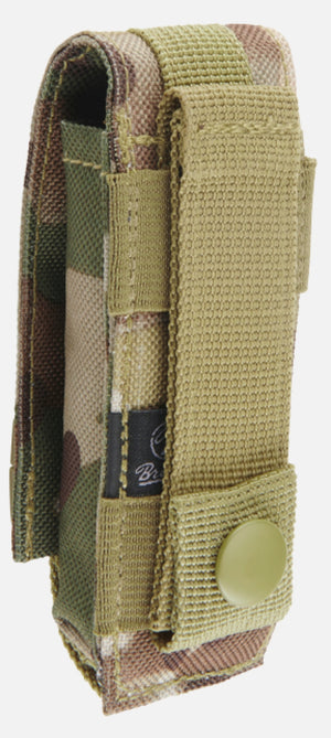 Molle Multi Pouch Small Tactical Camo / S Brandit Bag Brandit