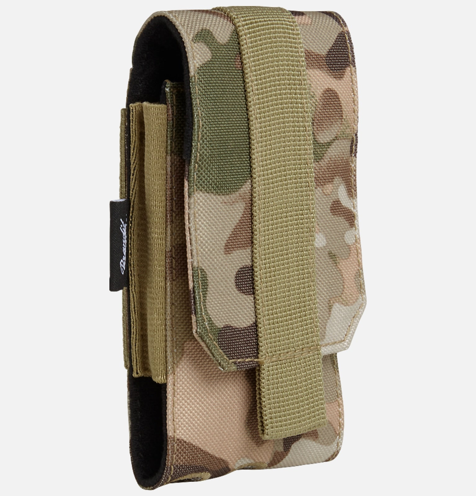 Molle Phone Pouch Medium Tactical Camo / M Brandit Bag Brandit