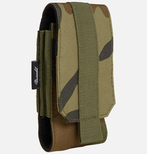 Molle Phone Pouch Medium Woodland / M Brandit Bag Brandit