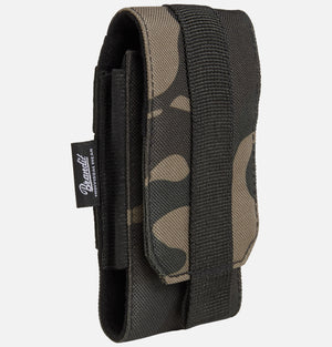 Molle Phone Pouch Medium Dark Camo / M Brandit Bag Brandit