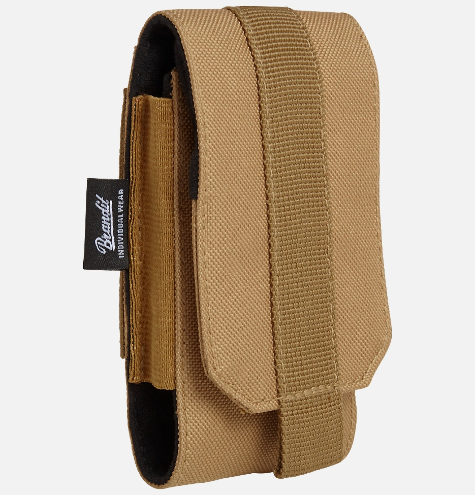 Molle Phone Pouch Medium Camel / M Brandit Bag Brandit