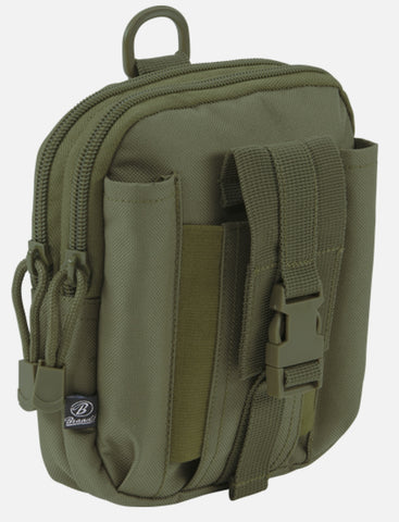 Molle Pouch Functional Olive / One Size Brandit Bag Brandit