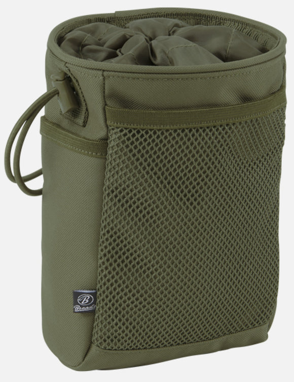 Molle Pouch Tactical Olive / One Size Brandit Bag Brandit