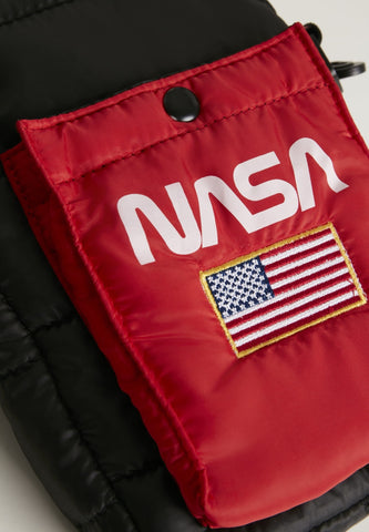Nasa Festival Bag One Size / Black/red Nasa Mister Tee