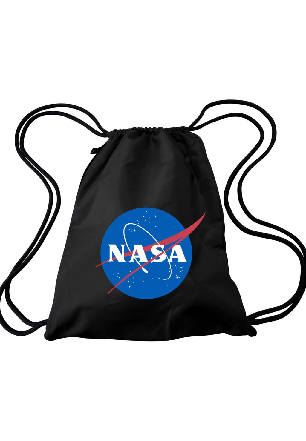 Nasa Gym Bag Black Nasa Nasa (mt De)