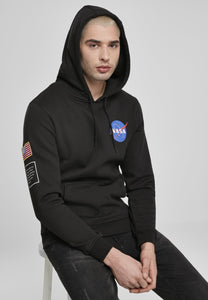 Nasa Insignia Flag Hoodie Sweatshirt Nasa (mt De)
