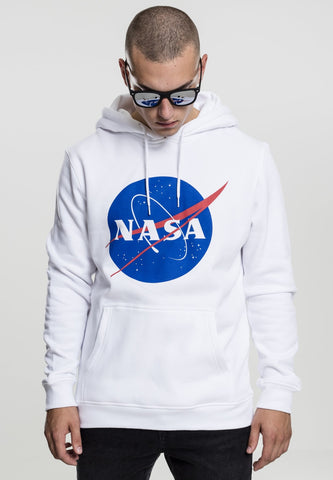 Nasa Original Hoodie (3 Colors) White / S Nasa Mister Tee
